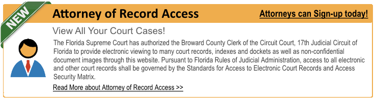 Child Support - Broward County Clerk of Courts
