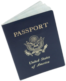 Passport Book Image