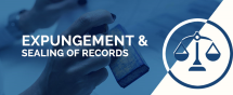 Expungement & Sealing of Records Image